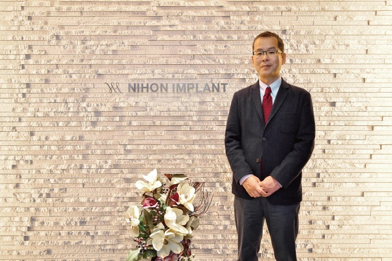 日本インプラント様