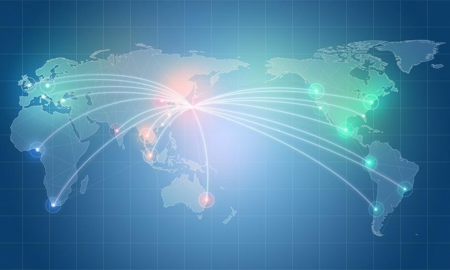 高品質・安定のグローバルネットワーク