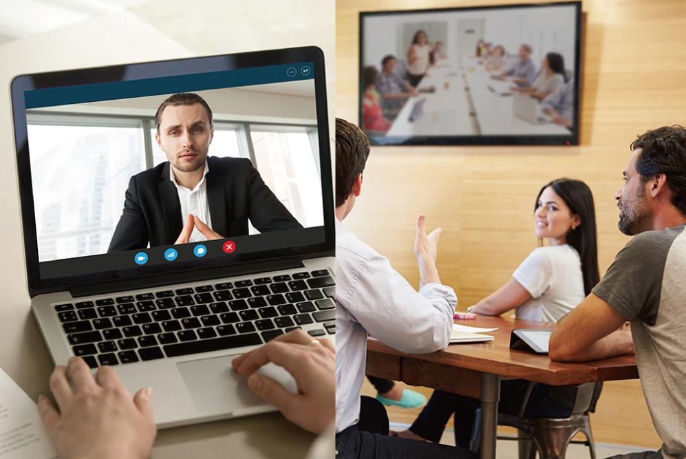 テレビ会議・ウェブ会議 導入成功の法則