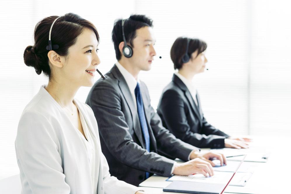 インバウンドコールセンターで受電対応の業務を効率化する方法とは
