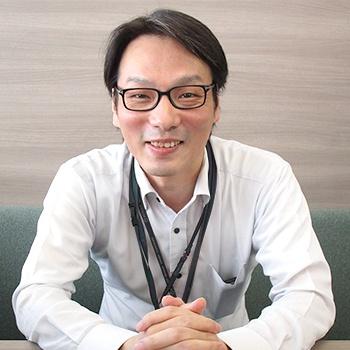 データセンタープラットフォーム部 須田 健 入社9年目